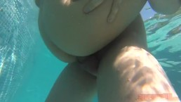 Underwater Sex With Asian Babe