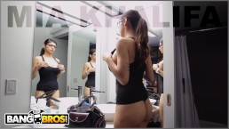 BANGBROS – Mia Khalifa Is Back And Ready For Asante Stone's Big Black Dick!