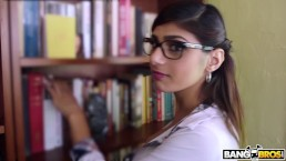 BANGBROS – Mia Khalifa Is Back And Hotter Than Ever On BangBros.com!