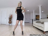 Smooth Pussy Of Alessandra Noir Is Eager For Hard And Meaty Penis