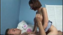 Sitter Gets Caught Masturbating