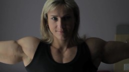 Tribute To Lenka Ferenčuková's Perfect Biceps