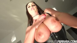 Manuel Ferrara – Angela White's Asshole Will Never Be The Same!