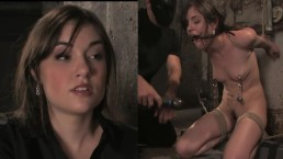 Sasha Grey Tied Up