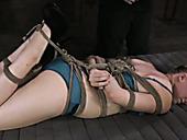Bondage Blondie Is Ready For Hardcore Punishment