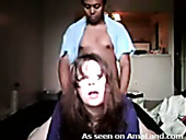 British BBW Mom Is Fucking Her Black Boyfriend