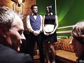 Gorgeous British Prostitute Samantha Bentley Is Fucked By Horny Gentlemen