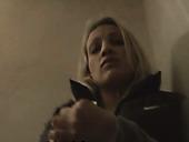 Bootyful Czech Nympho Gives Her A Stranger An Amazing Blowjob