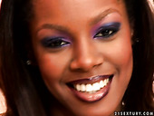 Black Man Can't Resist Eating Sexy Ebony Milf Dena Caly