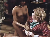 Retro Models Linda Jade, Jennifer Sax In Exclusive Vintage Movie