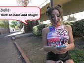 Kinky Dude From Hookups Site Fucks Nasty Hairy Twat Of Abella Danger