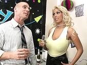 Torrid Latina Babe Bridgette B Gets Her Big Boobs Licked Hard