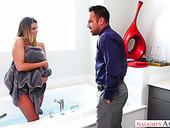 Big Tittied Hottie Brooklyn Chase Seduces Husband Of Her Bestie