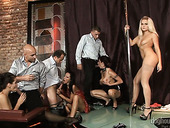 Professional Whore Veronica Diamond Is Taking Part In Crazy Group Sex