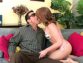 Alluring Mom Farrah Fae Is Banged Brutally Doggy Style