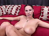 Big Breasted Bombshell Gianna Michaels Exposes Her Spectacular Ass