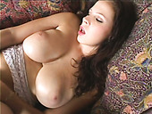 Busty Porn Nympho Gianna Michaels Masturbates And Flaunts Her Boobs