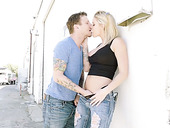 Bootyful Blonde Jessa Rhodes Is Fucked In Her Charming Pussy And Bottomless Mouth