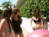 Funny Chick Kimmy Granger And Her Kinky Girlfriends Arrange Dirty Group Sex