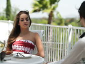 Gorgeous And Fucking Hot Seductress Kimmy Granger Is Making Love With Her Bf
