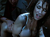 Lisa Ann Gets Her Oiled Up Pussy Fucked After Steamy Blowjob