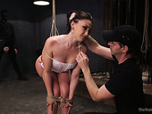 Bootyful Seductress Mandy Muse Is Fucked And Punished In The BDSM Room
