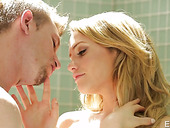 Voluptuous Porn Actress Mia Malkova Enjoys Having Sex In The Shower