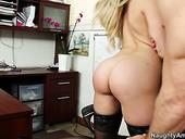 Mia Malkova Sucks  Dick After Steamy Cock Riding Session