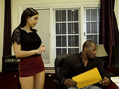 Big Black Dong Is Everything Aaliyah Hadid Desires Every Day