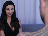 Romanian Beauty Alyssia Kent Is Making Love With  One Brutal Tattooed Stud