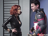 Juggy Bitch With Jaw Dropping Boobs Peta Jensen Is Fucked By Captain America