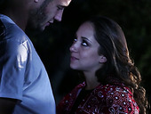 Cute Babe Remy LaCroix Gives Her BF One Hell Of A Blowjob