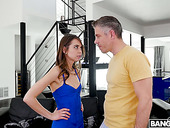 Yummy Wench Riley Reid Is Fucked Hard By Well Endowed Stepdad