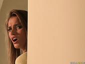 Couple Of Curvy Housewifes Lisa Ann & Tori Black Getting Naughty In Bedroom