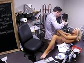 Office Slut Katerina Kay Sucks Dick And Gets Fucked On The Table In Hot Hidden Camera Video