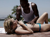 Hypnotizing Babe Riley Star Gets Intimate With Strong Mandingo
