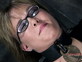 College Girl Sasha Knox Mastrubates At Psychologist Appointment