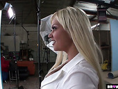 Oversexed Mega Busty Blonde Nikita Von James Gets Laid