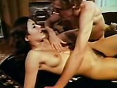 Versatile Busty Vintage Black Haired Sluts Work On Strong Dick Madly
