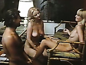 Perverted Vintage Hookers Serena And Morgane Would Love To Suck Cock