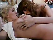 Vintage Sex Video Featuring Bambi Woods, Robert Kerman, Ashley Welles