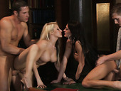 One More Orgy Organized By Kirsten Price, Alektra Blue, Aubrey Addams, Madison Ivy And Vicki Chase