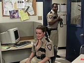 Reno 911 Sex Parody Featuring Sexy Slut Jada Fire