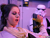 Best Ever Star Wars Sex Parody Featuring Stella Cox