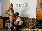 Mature Mom Faye Gets Poked In Shaved Sweet Pussy