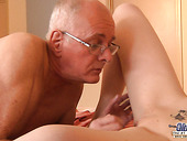 Young Amber Fucks Her's Mom Old Friends
