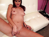 Red Head With Droopy Tits Phoenix Askani Gets Poked Mish