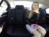 Frivolous Picked Up Babe Sadie Blair Gets Banged In The Back Seat