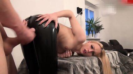 Fucked In Black Latex