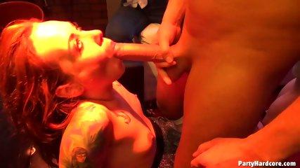 Sluts At Sex Party